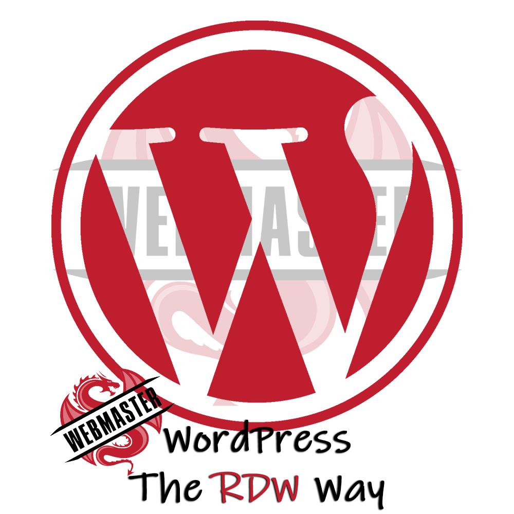 WordPress The RDW Way