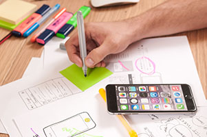 App Design - Red Dragon Webmaster