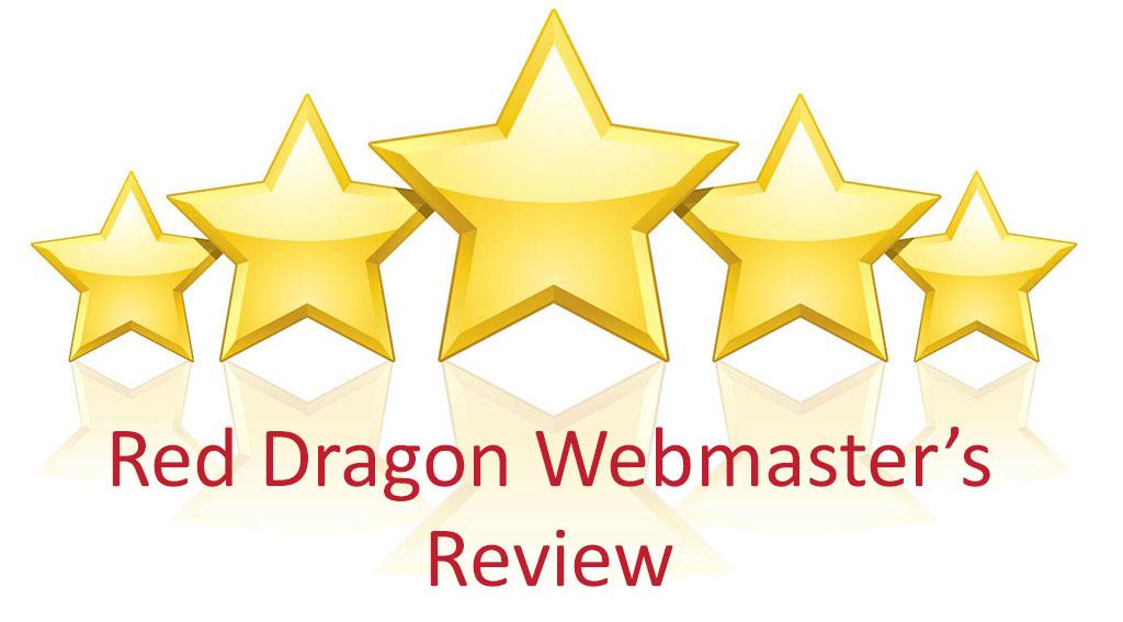 Red Dragon Webmaster 5 Star